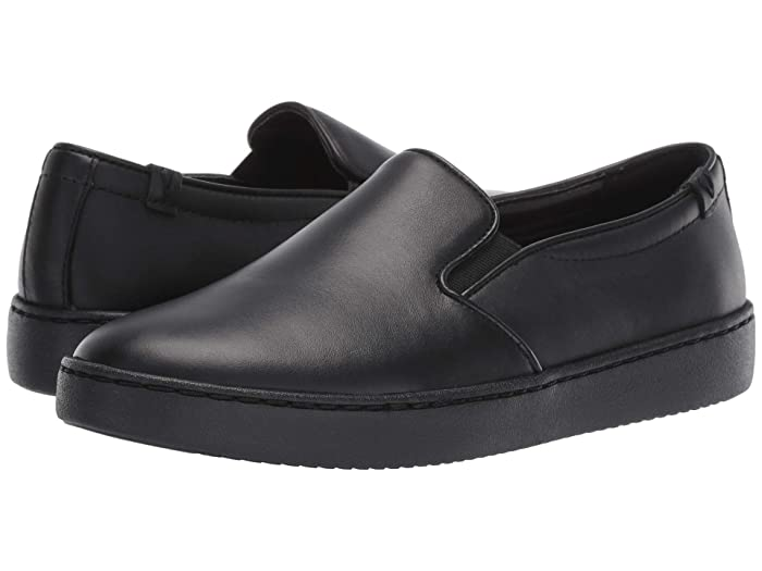 VIONIC  Avery Pro Leather (Black) Womens  Shoes