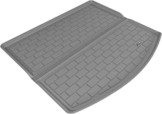 3D MAXpider Cargo Custom Fit All-Weather Floor Mat for Select Mazda CX-5 Models - Kagu Rubber (Gray)