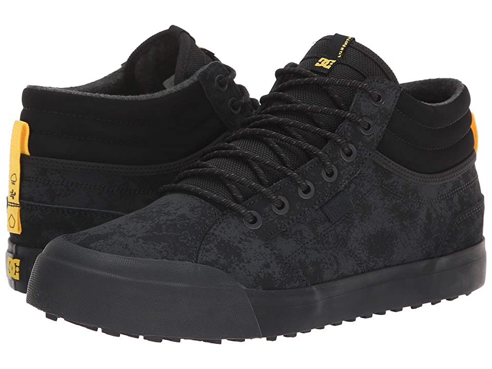 DC Evan Smith Hi WNT (Black/Yellow) Men