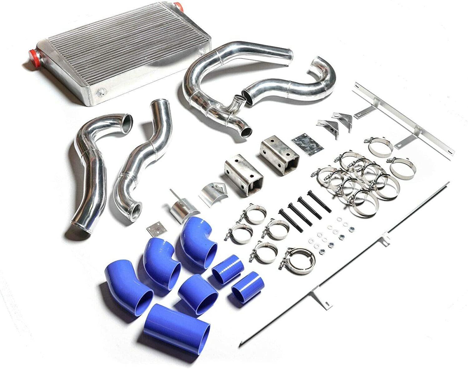 GXP 40% OFF Cheap Sale Intercooler Year-end gift Kit with Pipes Compatible Clamps Boots 19