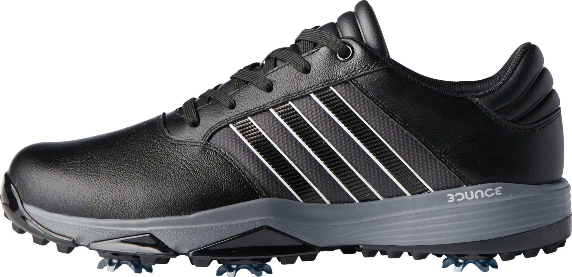 360 Bounce Golf Shoes Black