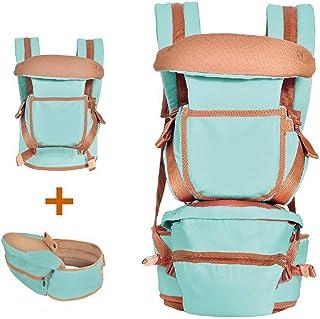 Luxury 9 in 1 hipseat Ergonomic Baby Carrier 360 Mochila portabebe Baby Sling Backpack Kangaroo Children
