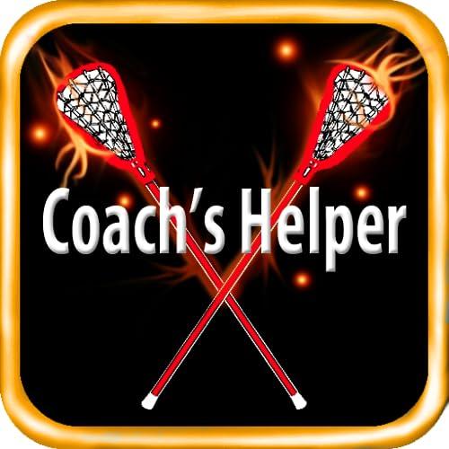 Lacrosse Clipboard & Scoreboard (for Kindle, Tablet & Phone)