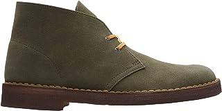 Clarks Desert Boots Scarpe Tobacco Suede