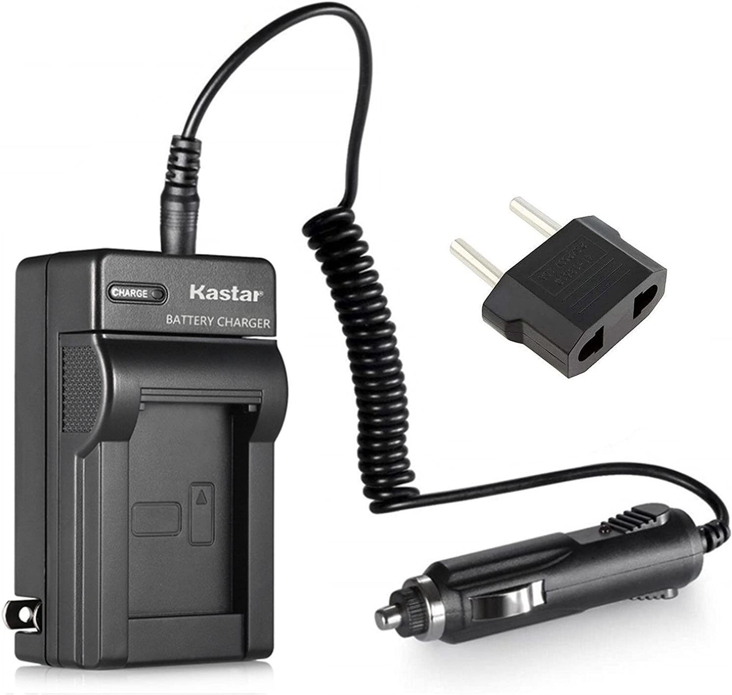 Kastar Compact Battery Charger Set and C for Nikon EN-EL12 Online limited product NEW before selling ☆