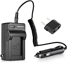 Kastar Replacement Battery Charger Set Compatible with Fuji NP-45 NP-45A NP-45B NP-45S and Fujifilm FinePix Z100FD Z10FD Z200FD Z20fd Z30 Z300 Z33 Z33WP Z37 Z70 Z700EXR SLR Camera