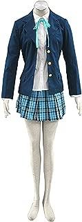 K-ON! Sakuragaoka High School Uniform Chess Pattern Cosplay Costume