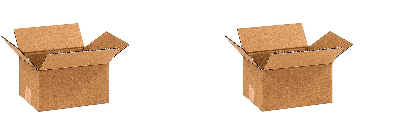 BOX USA Max 75% OFF B975100PK Corrugated Boxes 9