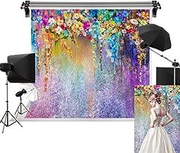 Kate 7x5ft/2.2m(W) x1.5m(H) Wedding Background Spring Backdrop Colorful Fantasy Background Colorful Flowers Children Background Photo Props
