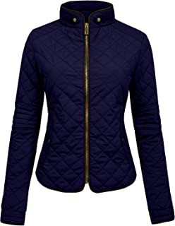 womens quilted jackets plus size