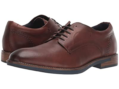 Steve Madden Tailspin (Cognac Leather) Men