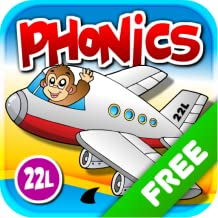 Phonics Island: ABCs First Phonics and Letter Sounds School Adventure vol 1 Kids Ready to Read - Fun Learning Reading Game...