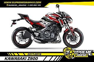 Kit Adhesivos Kawasaki Z900 ADESIVI Sticker KLEBER AUFKLEBER