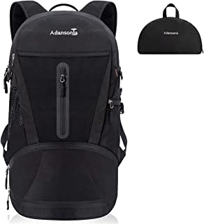 Adansonia Foldable Outdoor Backpack for Daily, Travel, Hiking, Anti Theft Design and Super Durable