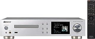 パイオニア Pioneer NC-50 ネットワークCDプレーヤー Bluetooth/ハイレゾ対応 シルバー NC-50(S)  【国内正規品】