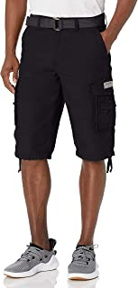 Men's Cordova Belted Messenger Cargo Short - Reg and Big...