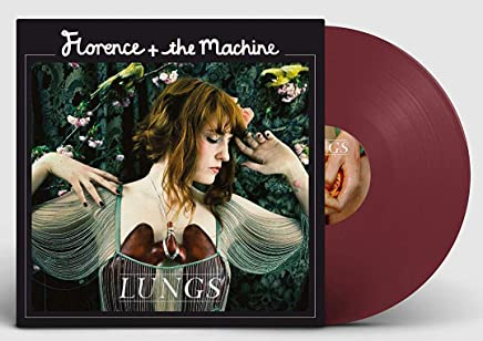 Lungs [LP][Red]