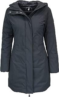 SAVE THE DUCK Luxury Fashion Womens D4543WMATT900001 Black Down Jacket | Fall Winter 19