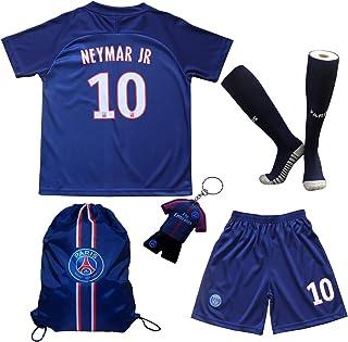 2019/2020 Paris Home #10 Neymar JR. Football Futbol...