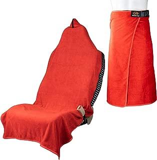 Transition & Seat Wrap V2.0 (Salsa Red)