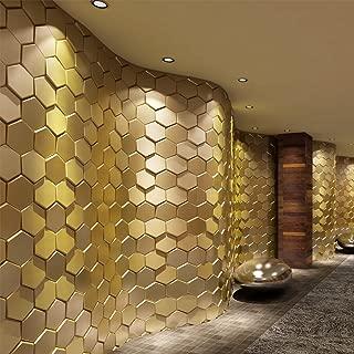 golden tiles texture