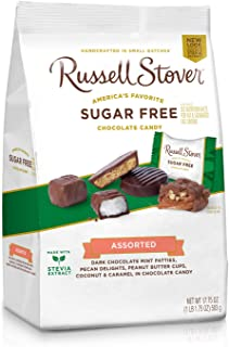 Best russell stover sugar free chocolate Reviews