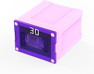 AUPROTEC JCASE LP Blocksicherung Low Profile OTO JLP Female 20A   60A Auswahl: 30A Ampere pink, 1 Stück