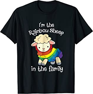 pink sheep of the family