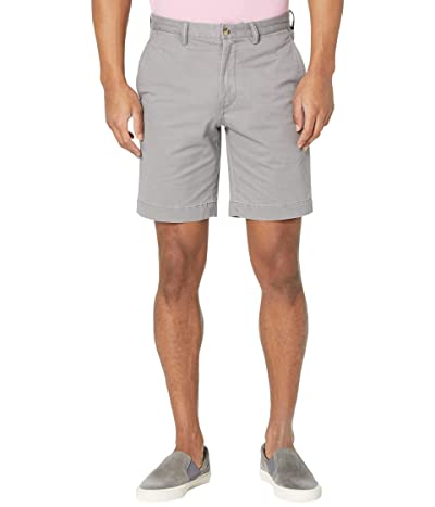 Polo Ralph Lauren Classic Fit Stretch Chino Short (Perfect Grey) Men