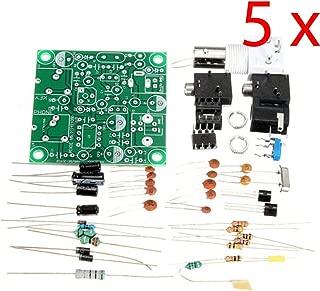 DAOKI DIY RADIO 40M CW Shortwave Transmitter QRP Pixie Kit Receiver 7.023-7.026MHz