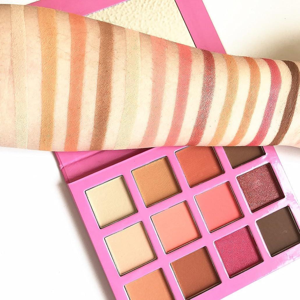 私たちのもの適用する賛辞甘い桃のアイシャドウパレットメークアップピンクレッドマットルネッサンスアイシャドーパレット化粧品