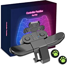 Strike Pack for PS4, Back Button Attachment for Playstation 4, F.P.S. Dominator Controller Mod Kit , Controller Paddles,Wi...