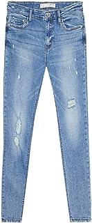 Stradivarius Women High Waisted Skinny Jeans 1400/040