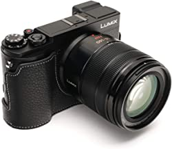 Cinghia Fotocamera per Pentax k-7 Panasonic Lumix dc-fz82 Pentax k-3 TRACOLLA BELT
