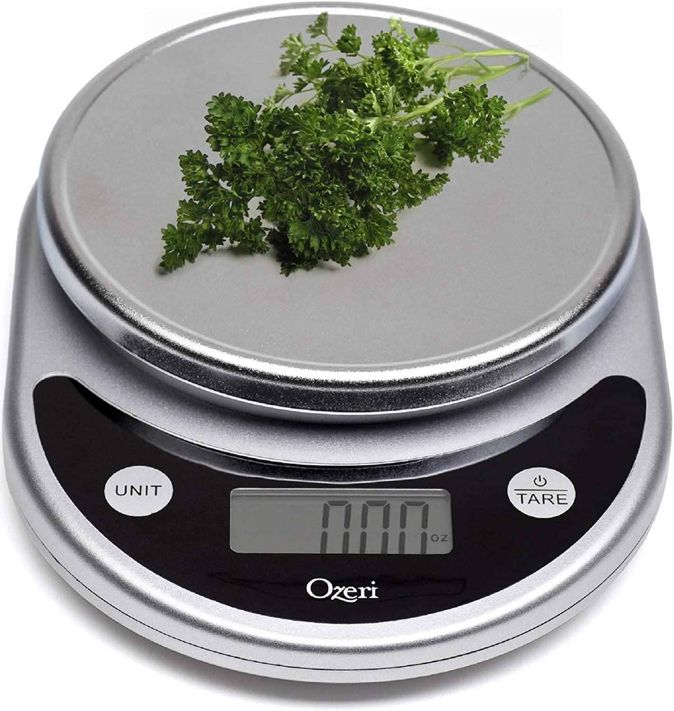 Ozeri Pronto Digital multifunción de cocina y alimentos escala