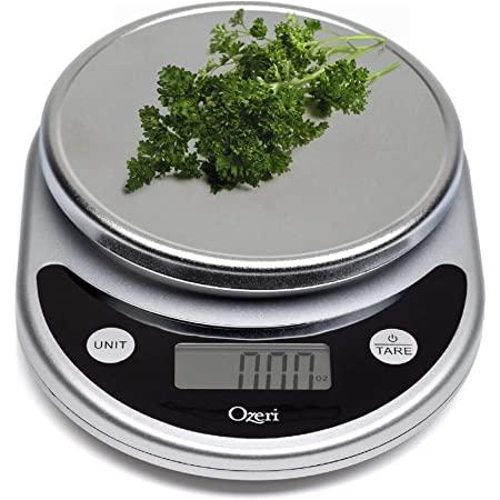 Ozeri Pronto Balance Numérique Multifonctions Cuisine & Alimentaire