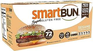thin burger buns