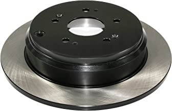 DuraGo BR90039002 Rear Solid Disc Premium Electrophoretic Brake Rotor