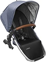 UPPAbaby 2017 Vista Rumbleseat, Henry (Blue Marl/Silver)