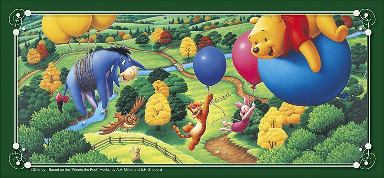 4335 to go the sky with jigsaw Long Petit Disney 300 Piece balloon (japan import)