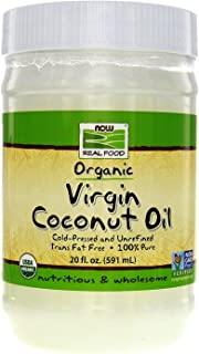 NOW Foods - Virgin Coconut Oil 20 fl oz