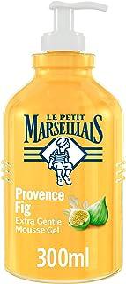 LE PETIT MARSEILLAIS Liquid Soap, Provence Fig, Extra Gentle Hand Mousse Gel, 300ml