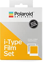 Polaroid Originals i-Type Two-Pack Film Set (1 Color + 1 B&W)