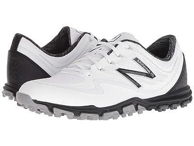 New Balance Golf NBGW1005 Minimus WP (White/Black) Women