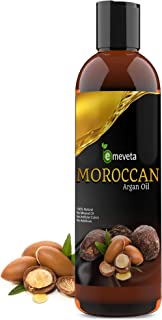 Emeveta Moroccan Argan Hair Fall Control Therapy Oil 200ml