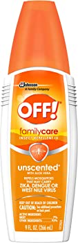 Off FamilyCare Insect Repellent IV 9 oz