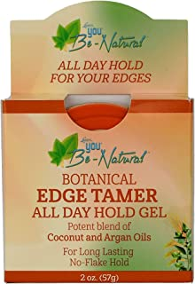 Luster's You Be Natural Edge Tamer Gel , 2 Ounce