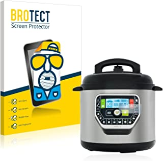 BROTECT Protector Pantalla Anti-Reflejos Compatible con Cecotec Olla GM Modelo G Deluxe (2 Unidades) Pelicula Mate Anti-Huellas