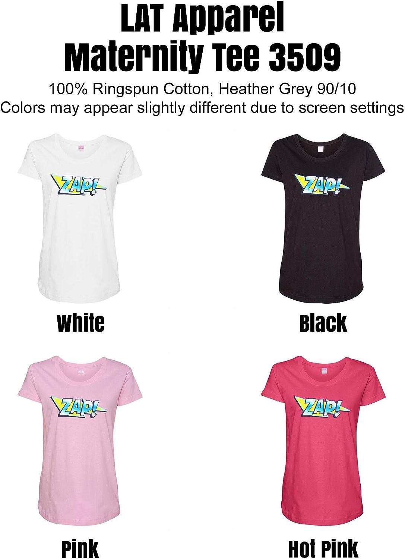 HARD EDGE DESIGN Women's ZAP Comic T-Shirt