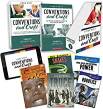 Conventions and Craft, Grade 5: A Full Year of Literature-Based Micro-Workshops to Build Essential Understandings for Grammar, Sentence Structure & Word Study